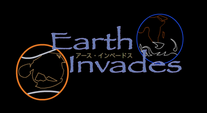 Earth Invades
